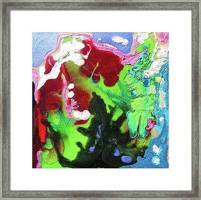 Afterglow #9 Framed Print by Joseph Demaree