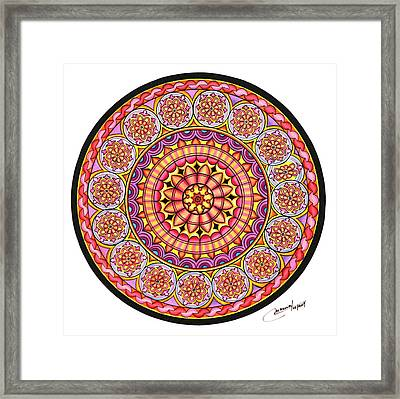 Afterglow Framed Print by Marcia Lupo