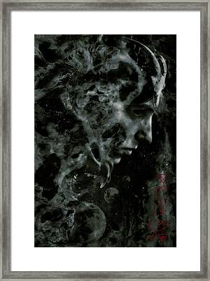 Afterlife Framed Print by Cambion Art