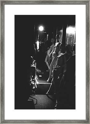 Afterlife Framed Print by Gerard Fritz
