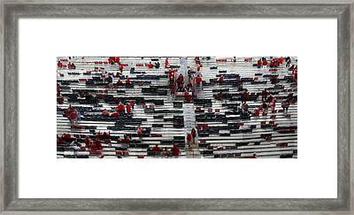Aftermath Framed Print by Stephen Farley