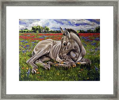 Afternoon Delight Framed Print by Cat Culpepper