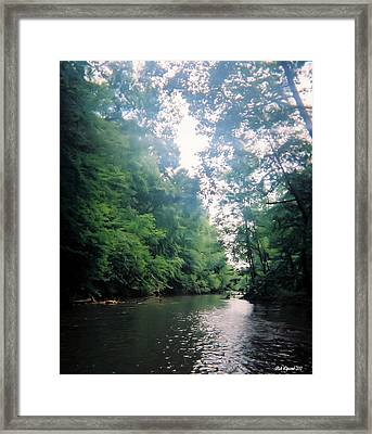 Afternoon Dream Framed Print