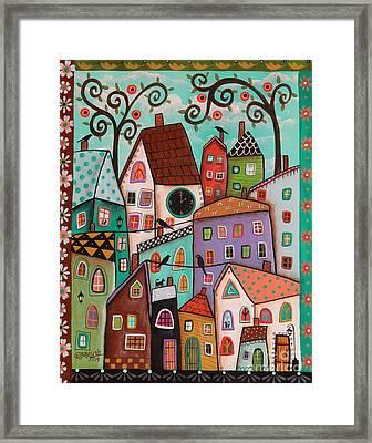 Afternoon Framed Print by Karla Gerard