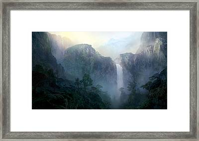 Afternoon Light Framed Print by Philip Straub