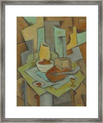 Afternoon Music Framed Print by Trish Toro