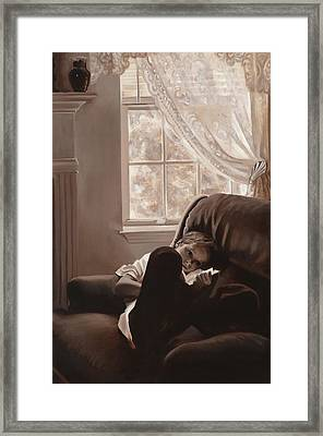 Afternoon Reverie Framed Print