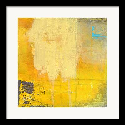 Abstract Style Mixed Media Framed Prints