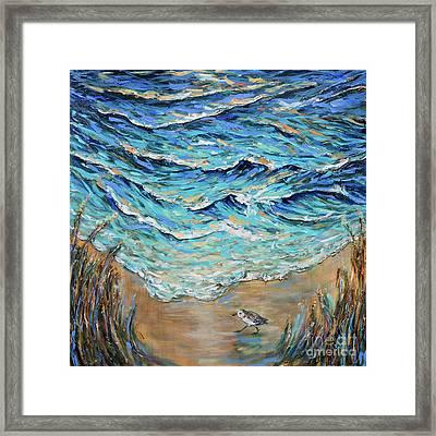 Afternoon Tide Framed Print