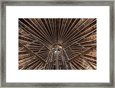Ag Support Framed Print