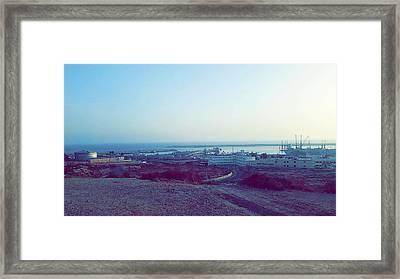 Agadir Nature Framed Print