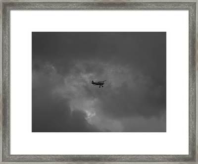 Framed Print featuring the photograph Against The Sky by Joshua House