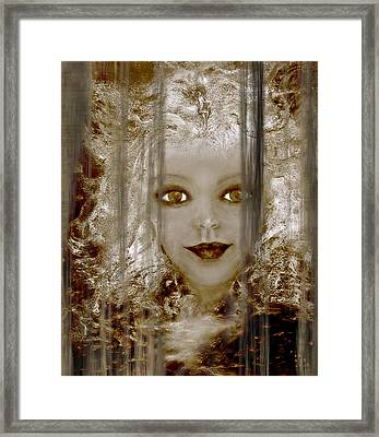 Age Becomes Her V Framed Print by Patricia Motley