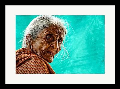 Ram Prasad Framed Prints
