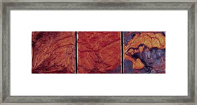 Age Of Copper Framed Print by Patrick Mock