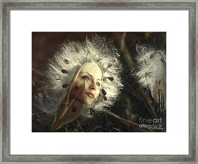 Ages And Aging Framed Print