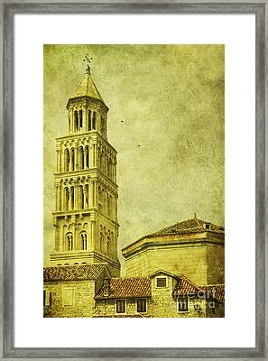 Ages Past Framed Print by Andrew Paranavitana