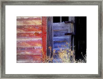 Aging Beauty.. Framed Print by Al  Swasey