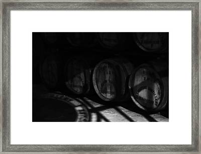 Framed Print featuring the photograph Aging by Christi Kraft
