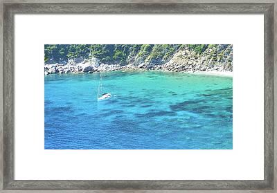 Agios Ioannis Framed Print by Daniele Zambardi