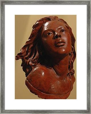 Aglow Framed Print by Wayne Headley