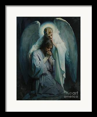 Incarnation Framed Prints