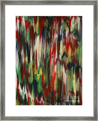 Agony Framed Print by Jacqueline Athmann