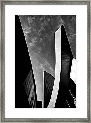 Agora Or Agoraphobia.. Framed Print by Russell Styles