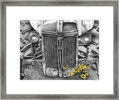Agriculture Framed Print by William Beauchamp