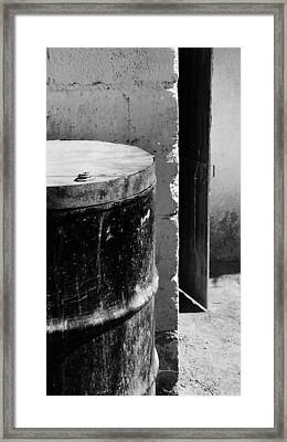 Agua Framed Print by Skip Hunt