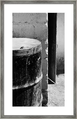 Agua Framed Print