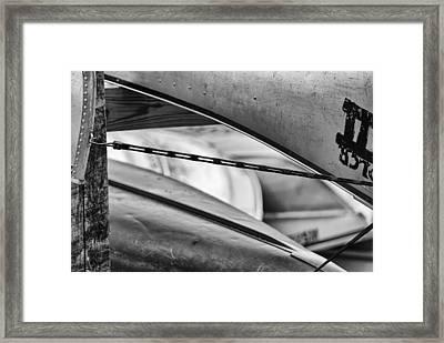 Ahoy There Framed Print by Christi Kraft