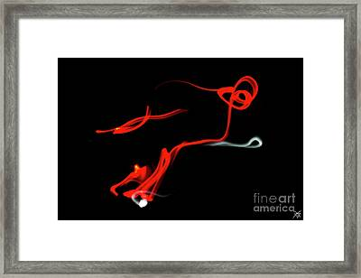Aikido - Yonkyo, Omote Framed Print