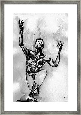 Ailey Framed Print