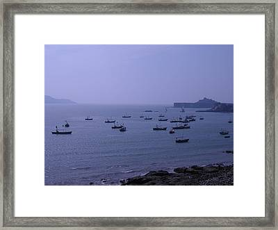 Aimless Framed Print by Aim to be Aimless