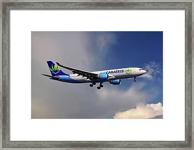 Air Caraibes Airbus A330-200 Framed Print