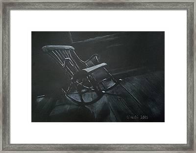 Air Loom  Framed Print