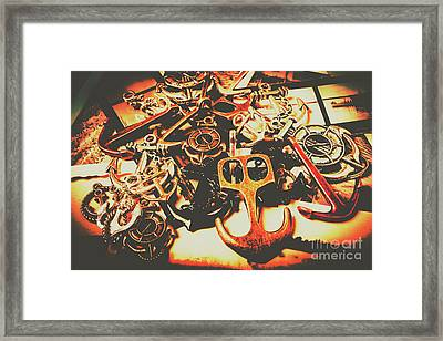 Air-sea Rescue Framed Print