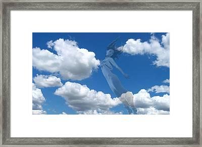 Air Spirit 12 Framed Print by Alma