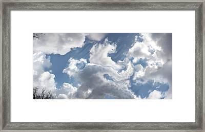 Air Spirit 16 Framed Print by Alma