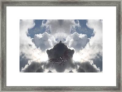Air Spirit 33 Framed Print by Alma