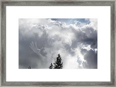 Air Spirit 7 Framed Print by Alma