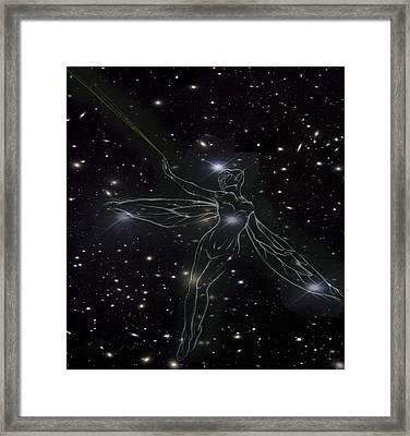Air Spirit 71 Framed Print by Alma