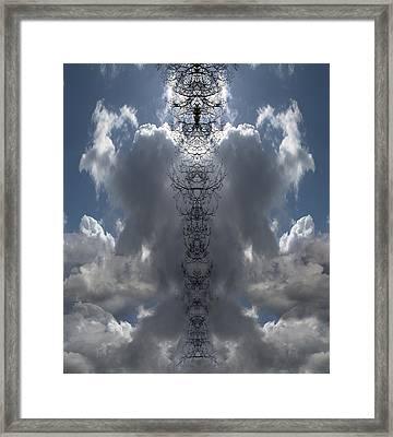 Air Spirit 88 Framed Print by Alma
