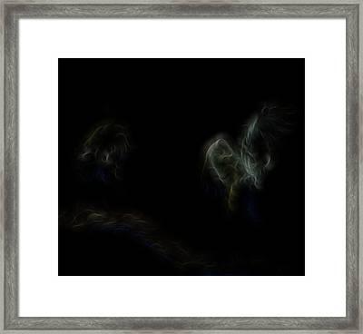 Air Spirits 7 Framed Print by William Horden