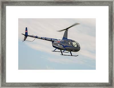 Air Surveillance Framed Print