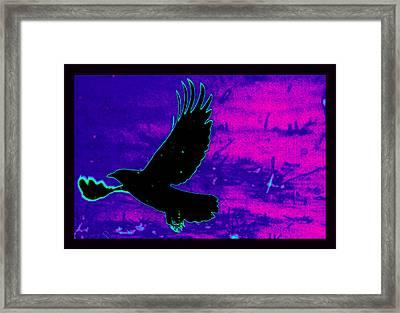 Airborne Framed Print
