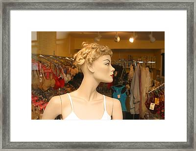 Aired Framed Print by Jez C Self