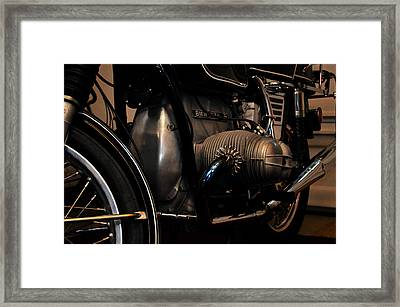 Airhead Framed Print by Bill Dutting