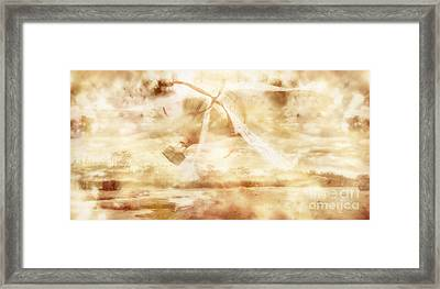 Airs Of Freewill. Gusts Of Fate Framed Print by Jorgo Photography - Wall Art Gallery